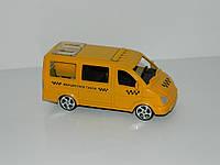 Инерционная машинка Такси | Машина инерц J0088 Такси, в пакете 20*14*7см