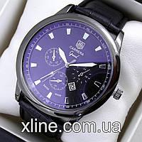 Мужские наручные часы Carrera T13 на кожаном ремешке