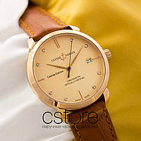 Женские наручные часы Ulysse Nardin limited edition gold gold (05108), фото 1