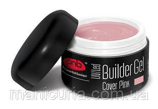 Гель камуфлирующий PNB UV/LED Builder Gel Cover Pink, 15 мл