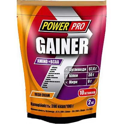 Gainer / Гейнер 2 кг