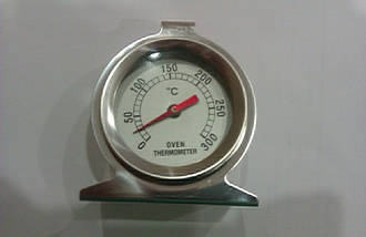 Термометр для духовки от 0 до 300 градусов нержавейка