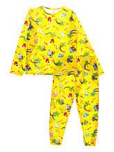 Пижама детская, 100% хлопок