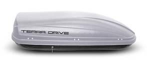 Автомобильный бокс Terra Drive 440 серый правосторонний