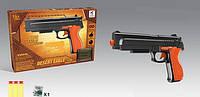 Пистолет с поролон.снарядами 66842/66843, в коробке  | Игрушечный пистолет | Оружие игрушечное