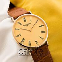 Мужские наручные часы Patek Philippe calatrava gold gold (05133), фото 1