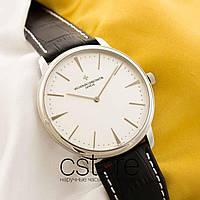 Мужские наручные часы Vacheron Constantin historique silver white (05131)