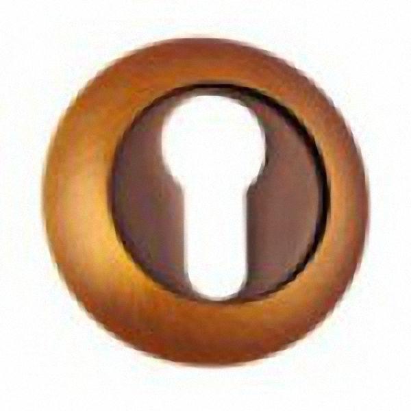 Накладка под цилиндр TM KEDR - ET1001 macc (кофе)