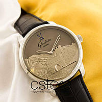 Женские наручные часы Glashutte Original silver gray (05143)