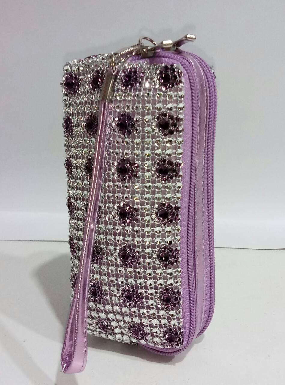 Женская косметичка-кошелек мод.7224