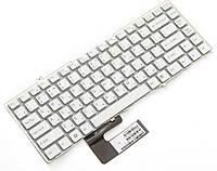 Клавиатура Sony VGN-FW Series. RU, White