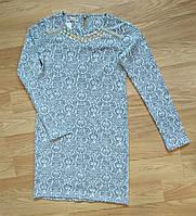 Нарядное платье для девочки (на рост 164 см) Турция