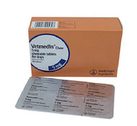 Ветмедин (Vetmedin) 5 мг. 50 табл. кардиостимулятор для собак, фото 1