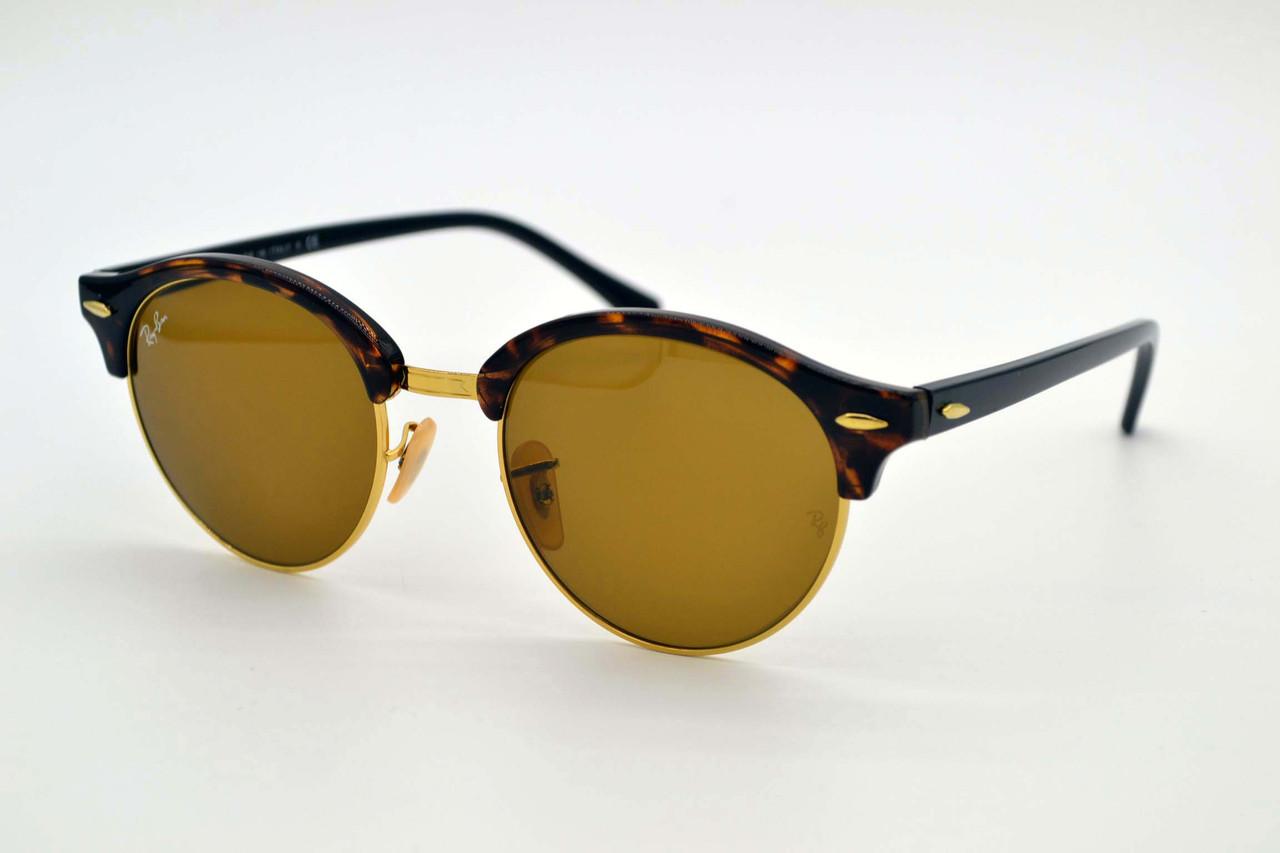 Солнцезащитные очки Ray-Ban со стеклянной линзой 4246 1160 3N - LOFOPTIC -  Очки 126433aa559e7