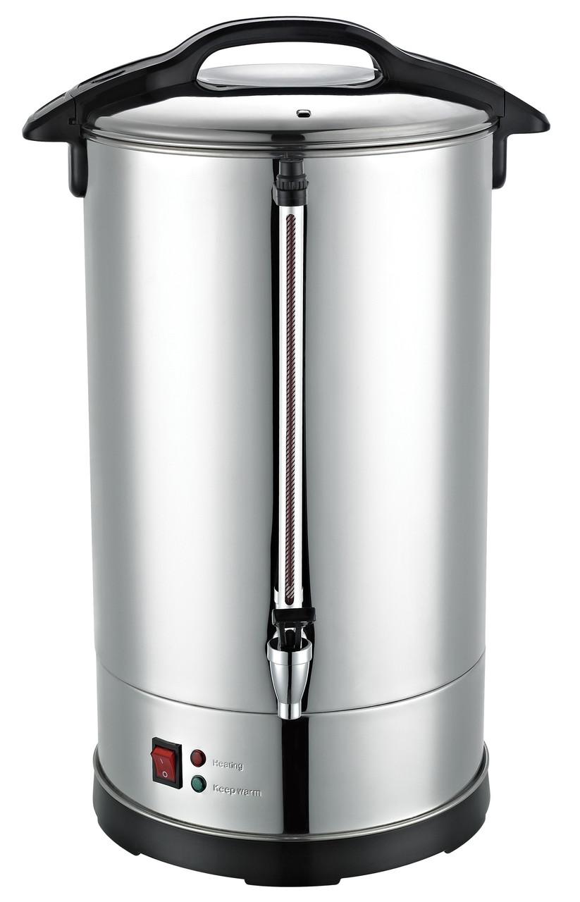 Электрокипятильник EWT INOX WB-16E1, объемом 16 л., одинарная стенка – 0,4 мм, нержавеющая сталь