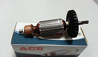 Якорь (ротор) для перфоратора Makita HR2450 (152*31/ 5з)