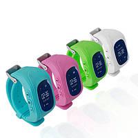 Детские Умные Часы Q50 OLED c GPS, Оригинал! Русифицированные! 6 цветов!