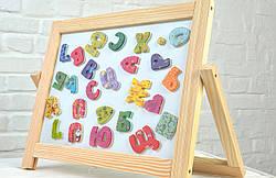 Настольная Детская доска для рисования и магнитов Home-ABC (K-0007)