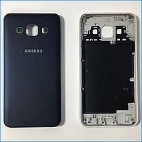 Задняя крышка Samsung A700H Galaxy A7 (2015), A700F, синяя