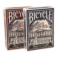 Карты Bicycle U.S. Presidents