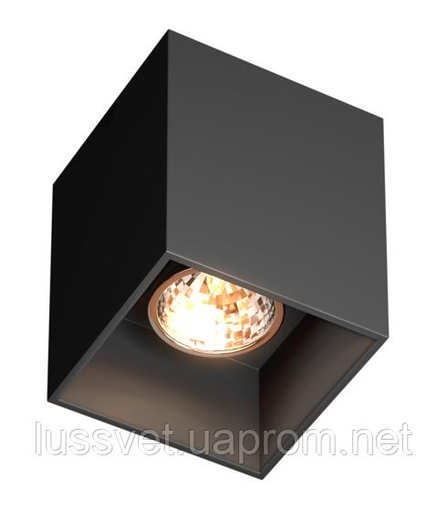 Світильник накладної Zuma Line 50475 чорний