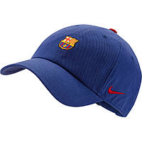 БЕЙСБОЛКА NIKE FC BARCELONA HERITAGE 86 CAP CORE 852167 429