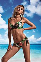 Женский купальник на большую грудь с плотной чашкой Miss Marea 18487 42 Зеленый MissMarea 18487