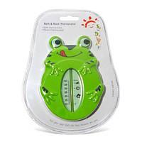 Детский термометр для воды Лягушка Забава