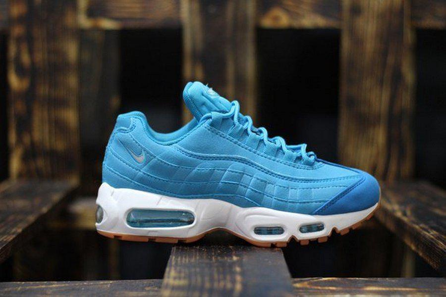"Кроссовки Nike Air Max 95 ""Blue"""