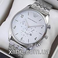 Мужские наручные часы Emporio Armani B136 на металлическом браслете