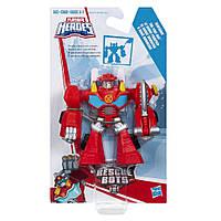 "Игрушка Хитвейв из м/ф ""Боты спасатели"" - Heatwave the Fire-Bot, Rescue Bots, Playskool, Hasbro"