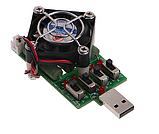 Нагрузочный резистор  с кулером USB 4А, фото 2