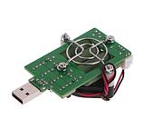 Нагрузочный резистор  с кулером USB 4А, фото 4