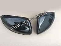 Карбоновые накладки на зеркала Mercedes W222