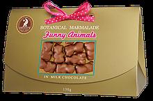 Мармелад Веселі звірята в шоколаді
