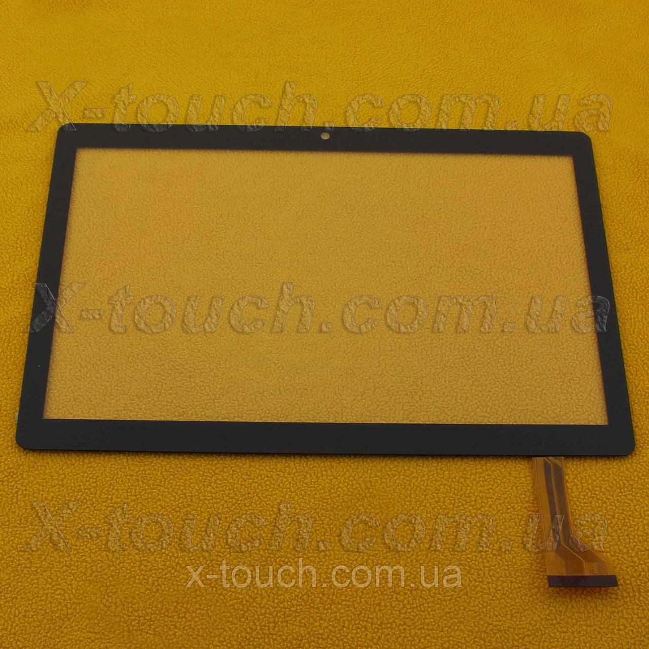 Cенсор, тачскрин MJK-0720 FPC для планшета, цвет черный.