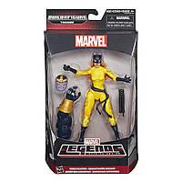 Фигурка Адская Кошка от Марвел - Hellcat, Marvel Legends, Infinite Series Thanos, Hasbro
