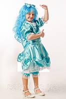 Мальвина карнавальный костюм для девочки