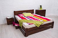 Кровать полуторная Айрис с ящиками 120х190/200, фото 1