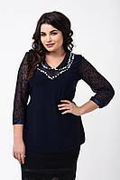 Женская блуза  больших размеров 50-58  SV AL 9986