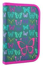 Пенал SMART 531669 1 відворот Butterfly