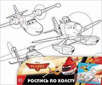 """Роспись по холсту """"Самолеты-Дисней"""" Ranok 4823076108113"""