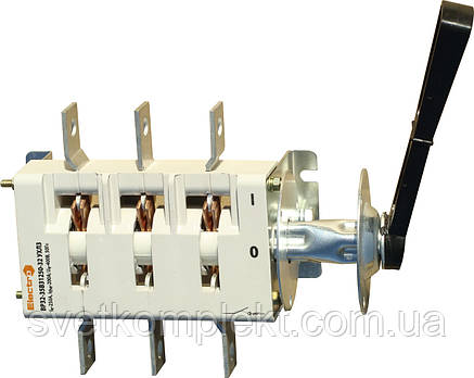 Разрывной рубильник ВР32-100 100А без камер, фото 2