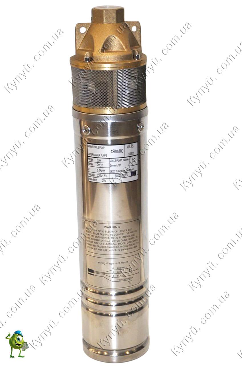 Насос скважинный Volks pumpe 4SKm100