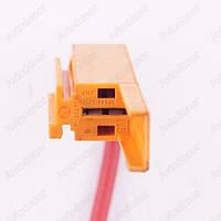 Разъем электрический 1-о контактный (20-13) б/у 964727-4