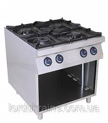 Плита газовая профессиональная Kogast PS-T47/P