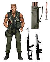 Фигурка Джона Мэтриксаиз к\ф Командо к 30-ти летней годовщине фильма - Commando, 30th Anniversary, 18 СМ, Neca