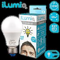 Светодиодная лампочка 007 L-10-A60-E27-NW