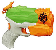 "Водяной пистолет Нерф ""Огнетушитель"" -  Extinguisher, Zombie Strike, Nerf, Hasbro"