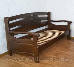 """Детская кровать """"Луи Дюпон Люкс"""". Массив - сосна, ольха, береза, дуб. , фото 2"""